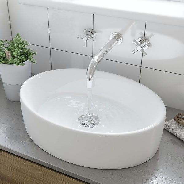 Mode Hardy counter top basin with waste
