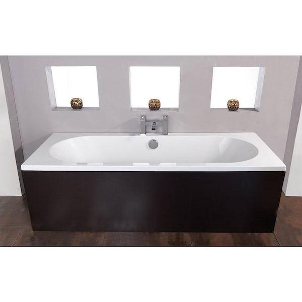Wenge Effect Side Bath Panel 1700