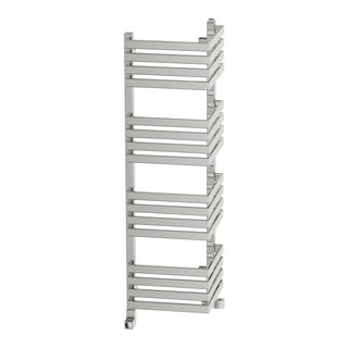 Outcorner chrome effect heated towel rail 1005 x 300