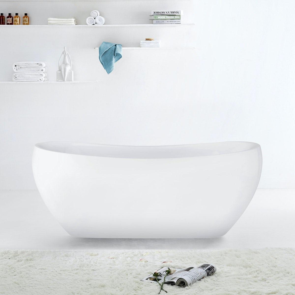Jacuzzi Cosibelle freestanding bath
