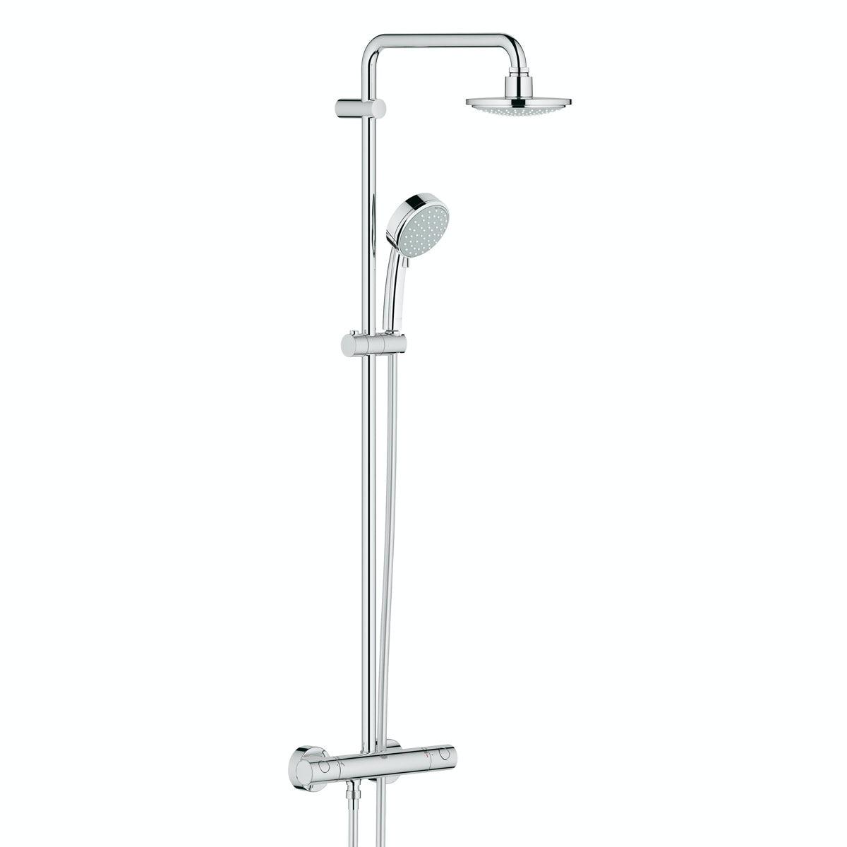Grohe New Tempesta 160 Cosmopolitan shower system