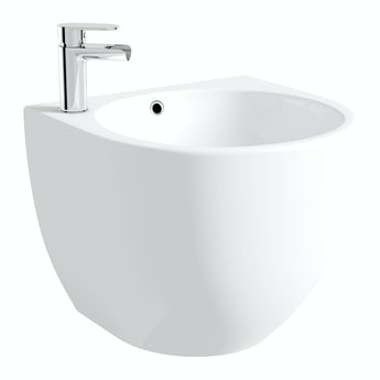 Mode Harrison 1 tap hole wall hung basin 500mm