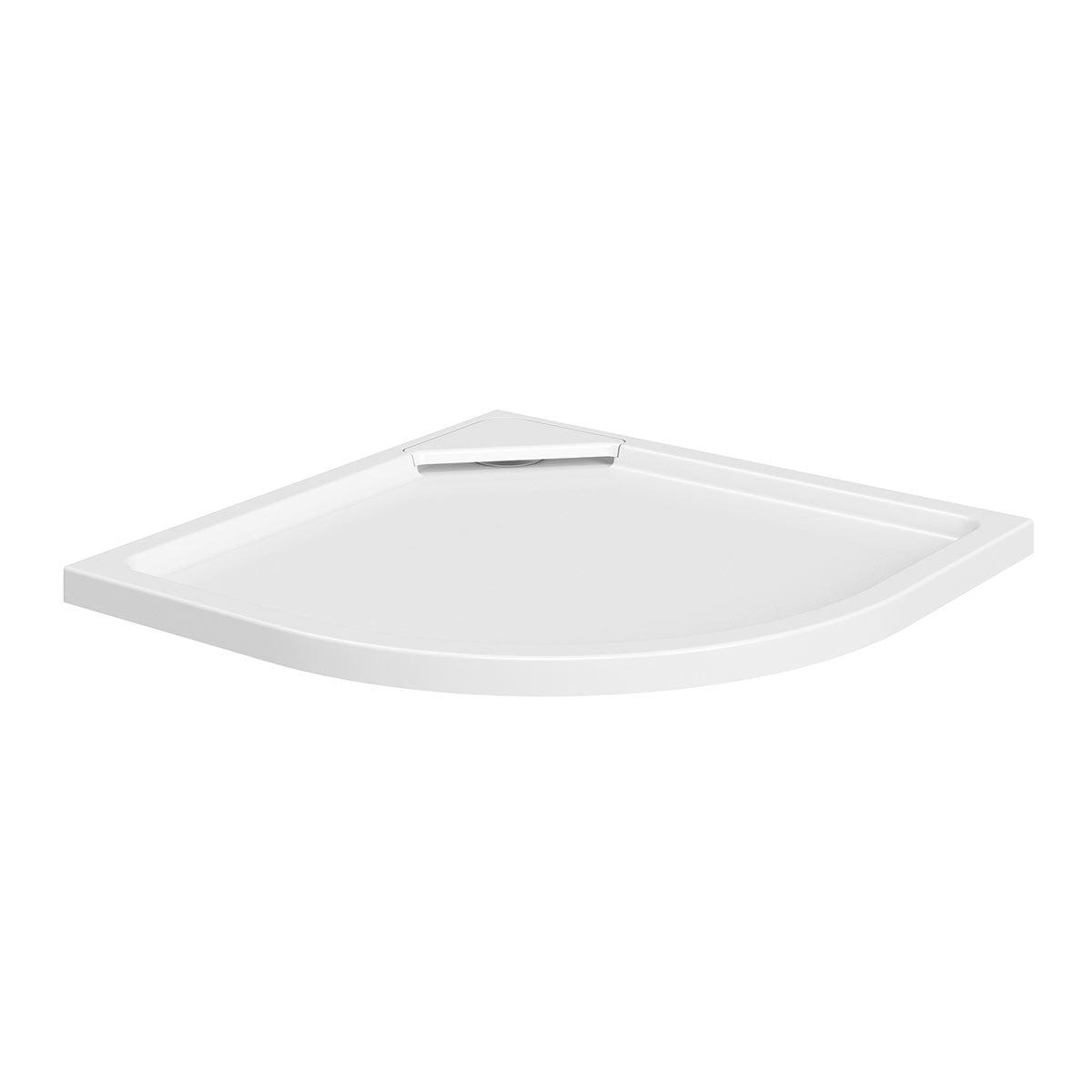 Designer Quadrant Stone Shower Tray