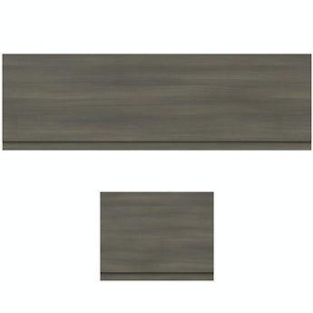 Arden walnut panel pack 1700 x 700mm