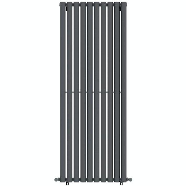 Mode Tate single vertical radiator 1600 x 600