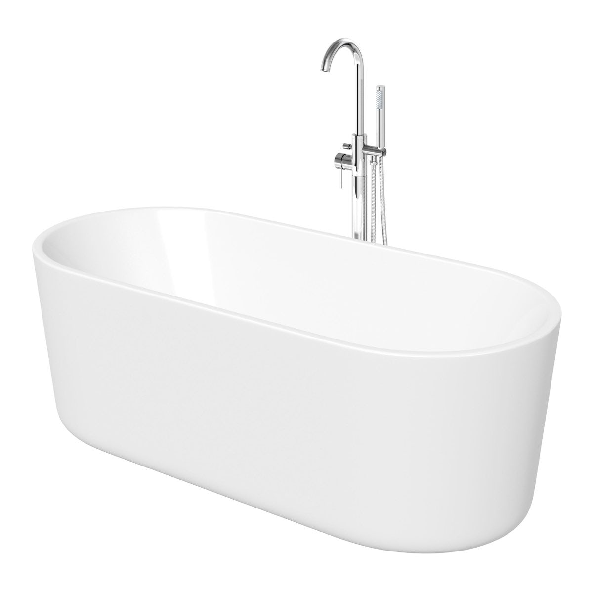 Arte 2 Freestanding Bath Small