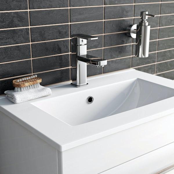 Quartz Basin Mixer