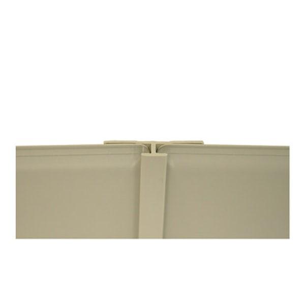 Zenolite plus matt stone colour matched strgt joint 250mm