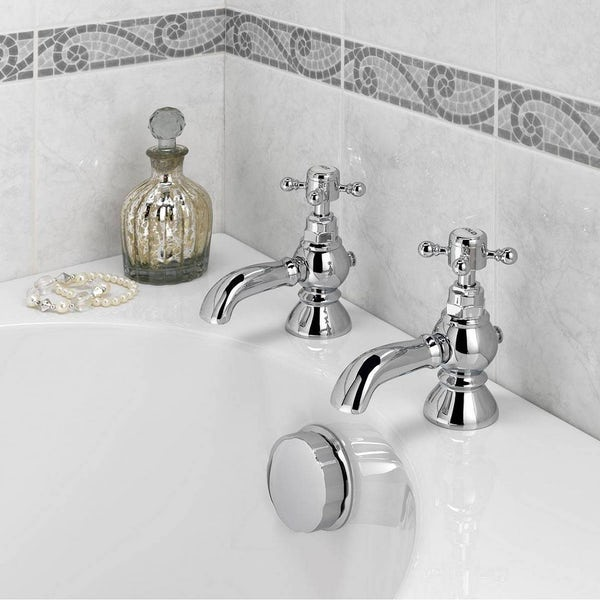 Coniston Basin Mixer and Bath Tap Pack