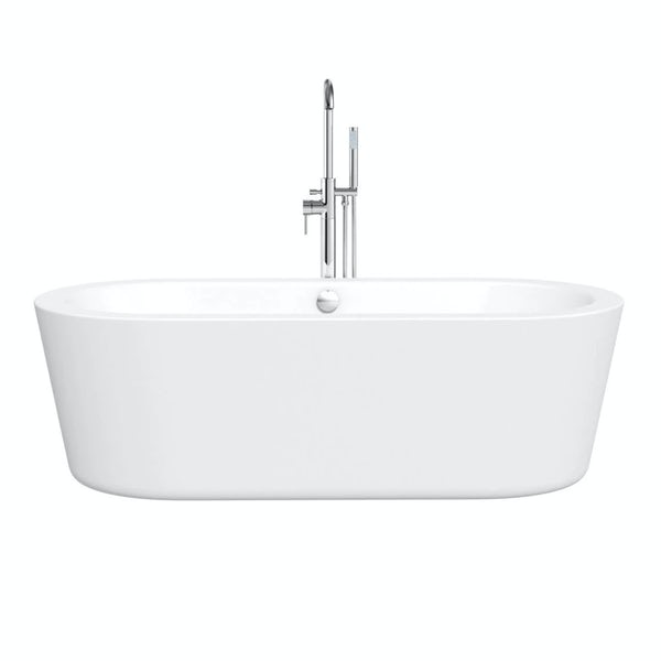 Crescent Freestanding Bath Small