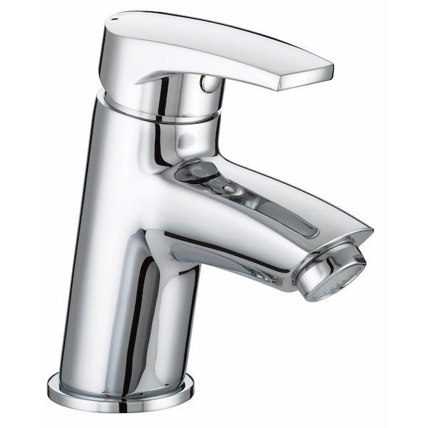 Bristan Orta basin mixer and bath tap pack