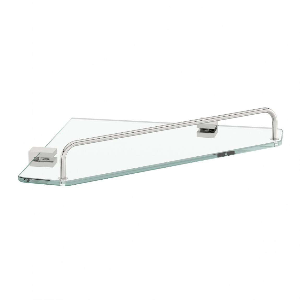 Orchard Options squared corner glass shelf