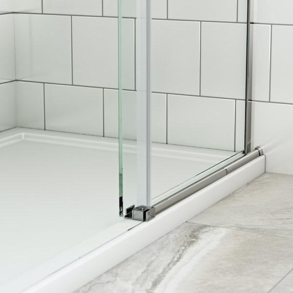 Mode Harrison 8mm easy clean sliding shower door
