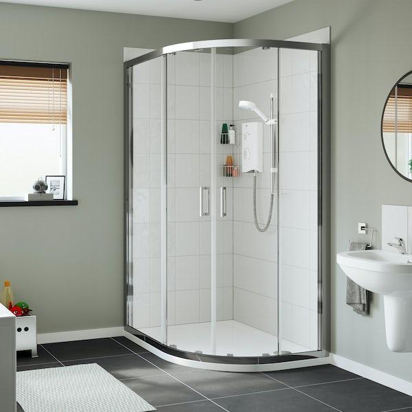 Mira Sport 7.5kw electric shower