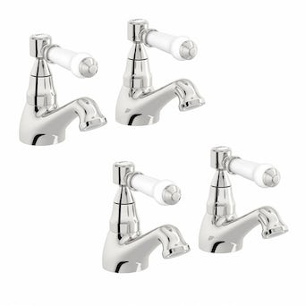 Antonio Basin and Bath Tap Pack