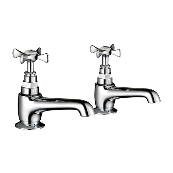 Mira Virtue basin and bath tap pack