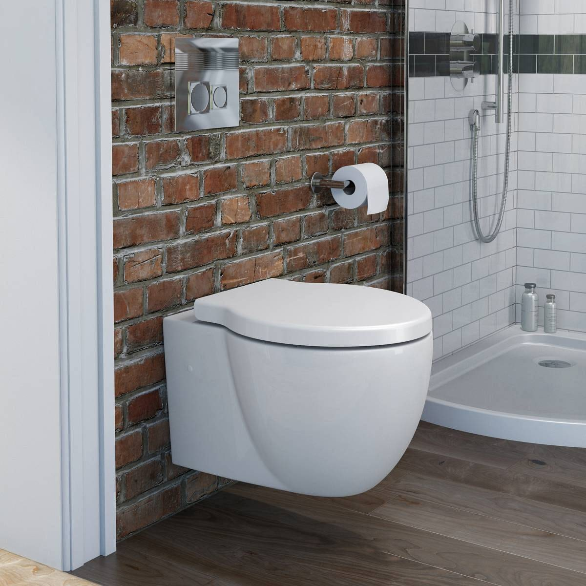 toilet clearance from wall maine wall hung toilet inc luxury soft seat 6275