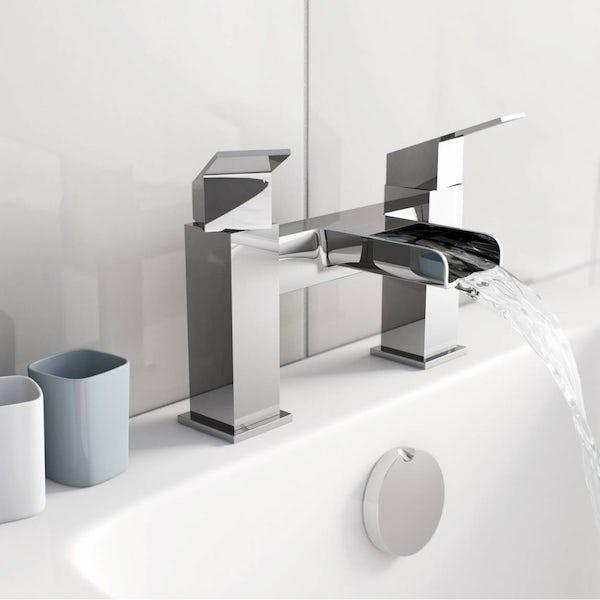 Wye Waterfall Bath Mixer