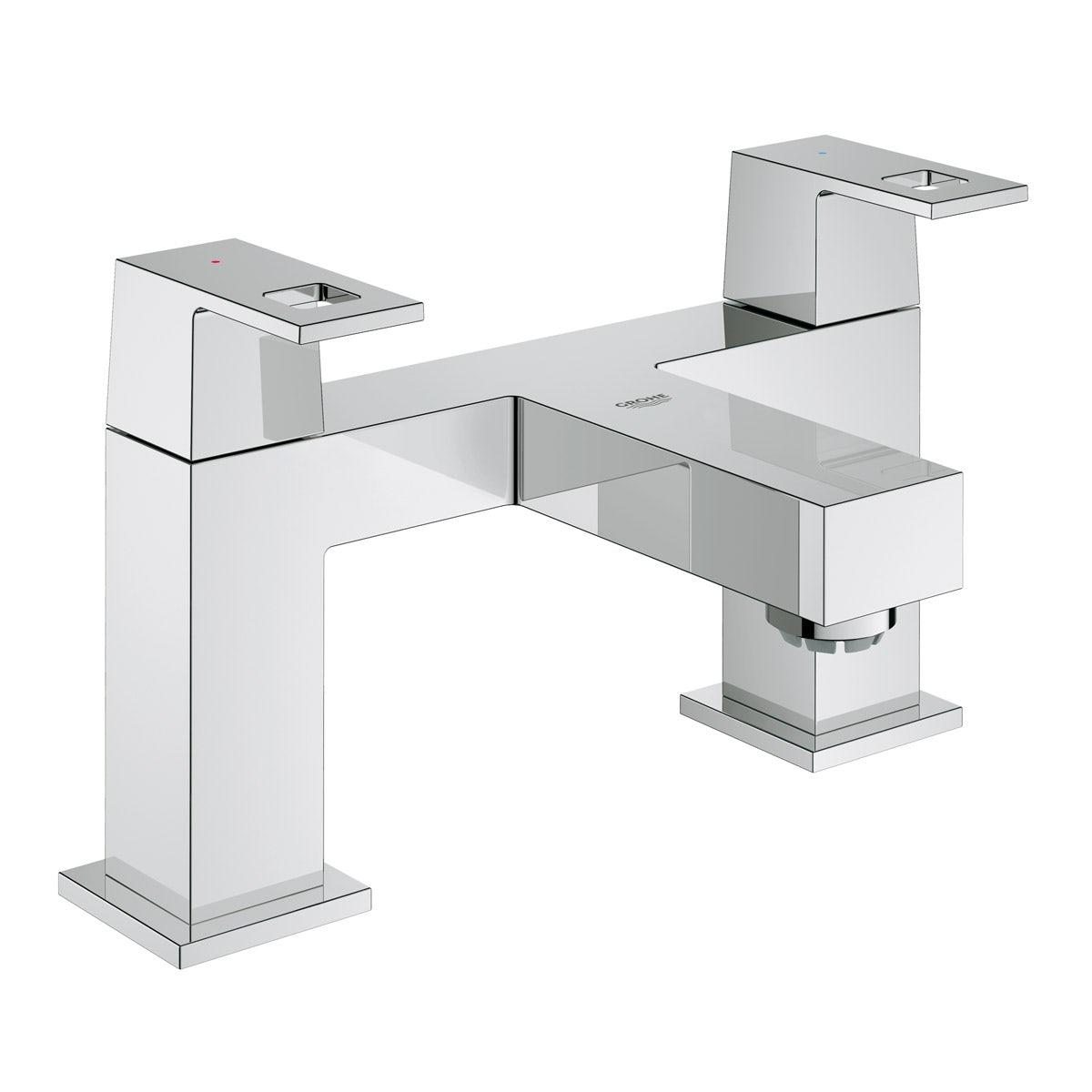 Grohe Eurocube bath mixer tap