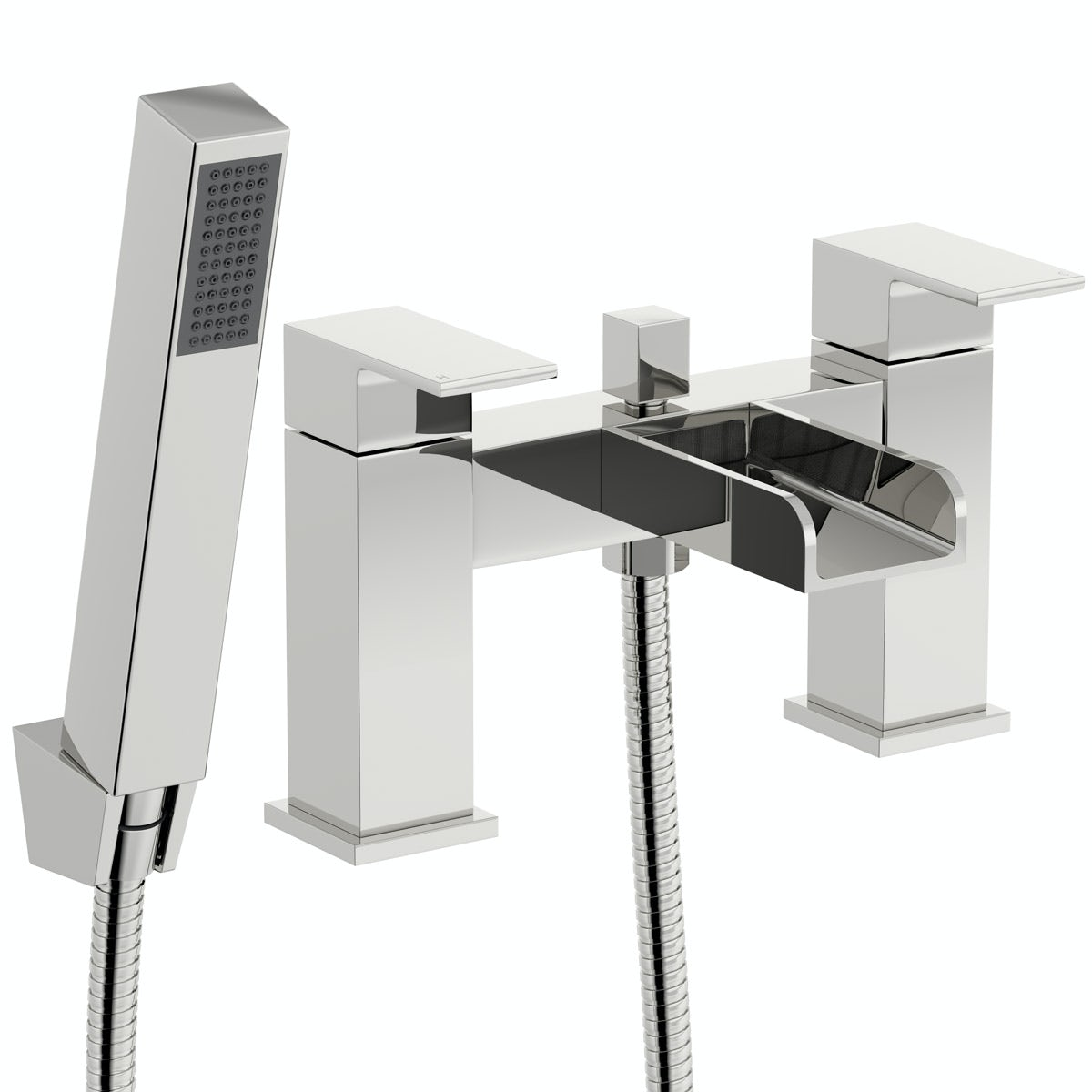 Mode Carter waterfall bath shower mixer tap
