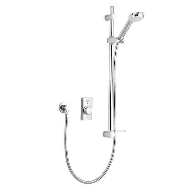 Aqualisa visage digital concealed shower standard
