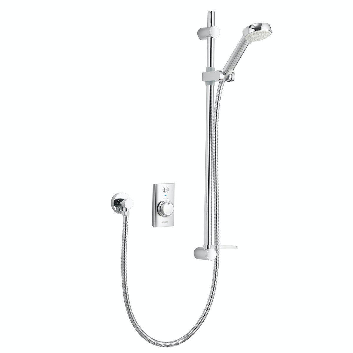 Aqualisa visage concealed digital shower standard