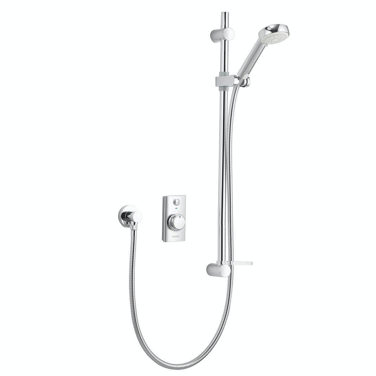 Aqualisa visage concealed digital shower standard - Sold by Victoria Plum