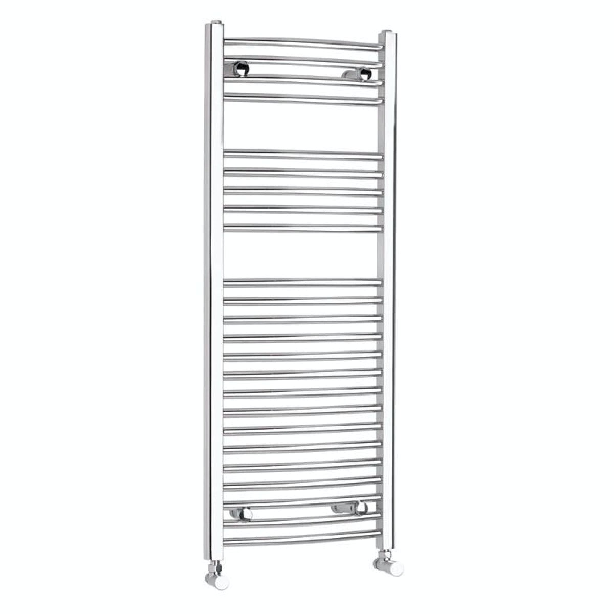 Orchard Elsdon heated towel rail 1150 x 450 offer pack
