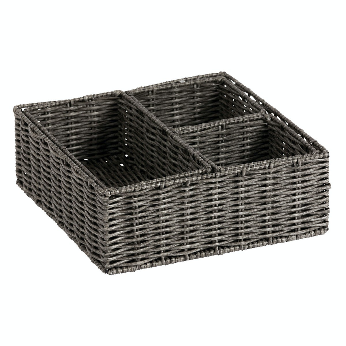 Showerdrape Matteo set of 4 storage baskets