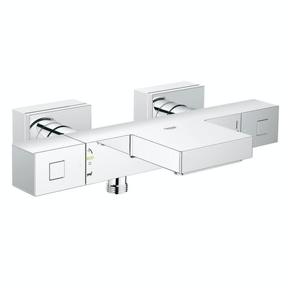 Grohe Grotherm Cube thermostatic bath shower mixer tap