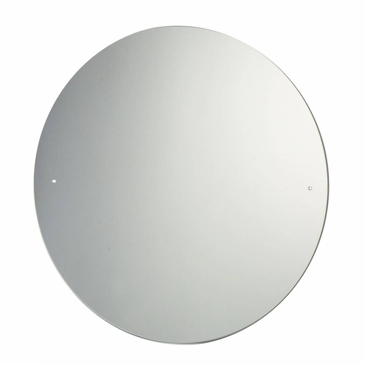 Orchard circular bevelled edge drilled mirror diameter for Mirror 60cm x 80cm