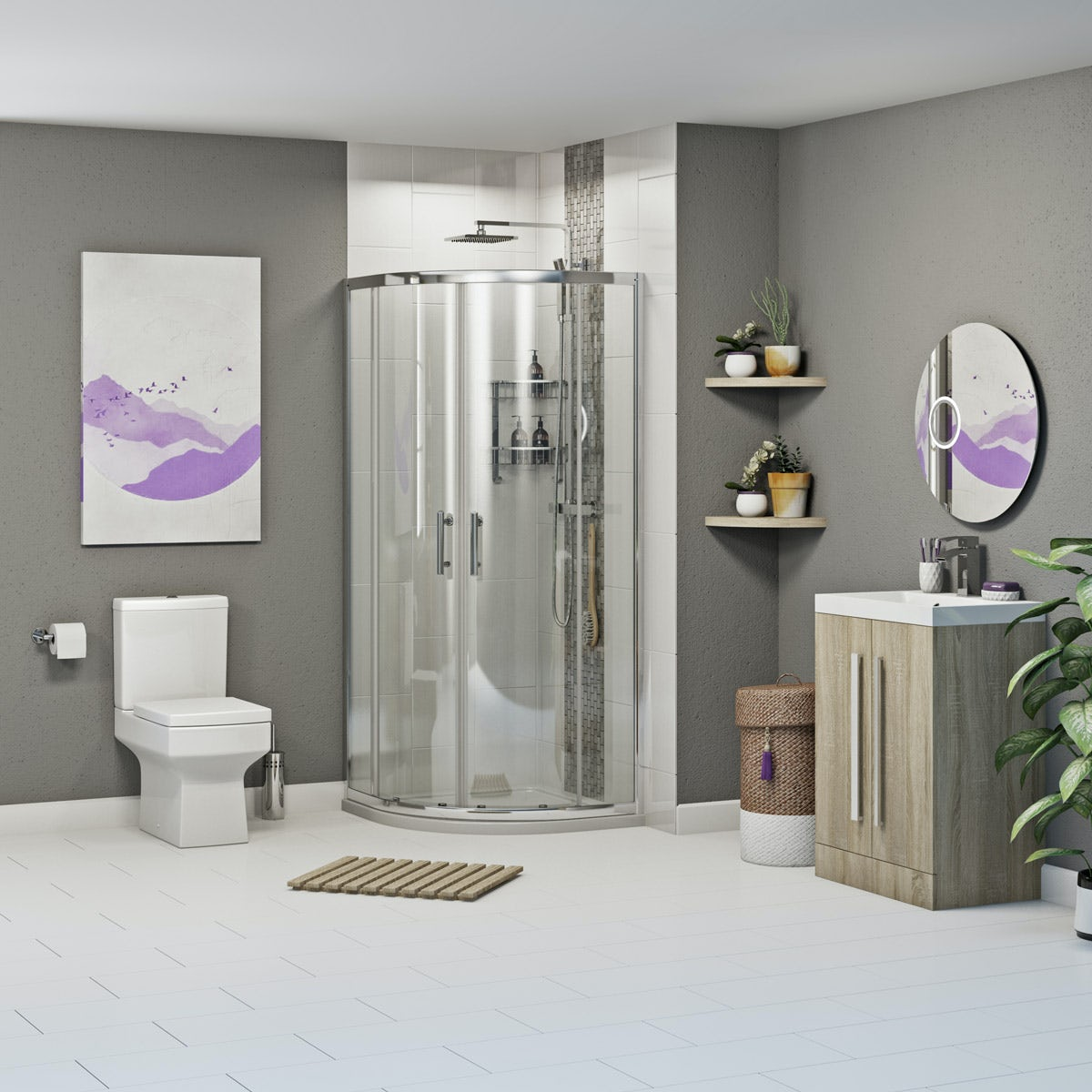 Complete Bathroom Suites. Cheap Items Traditional Bath Suites With ...