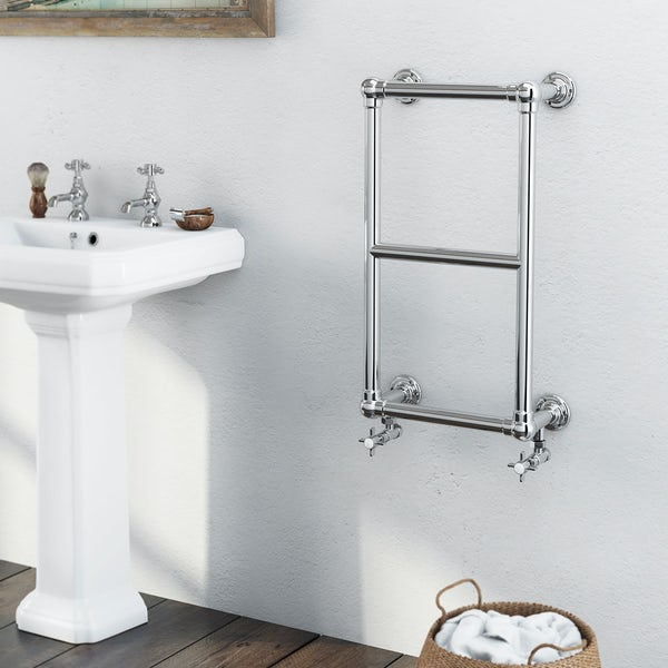 Winchester Heated Towel Rail 700 x 400