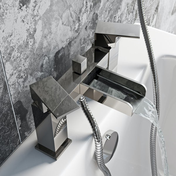 Carter Waterfall Bath Shower Mixer