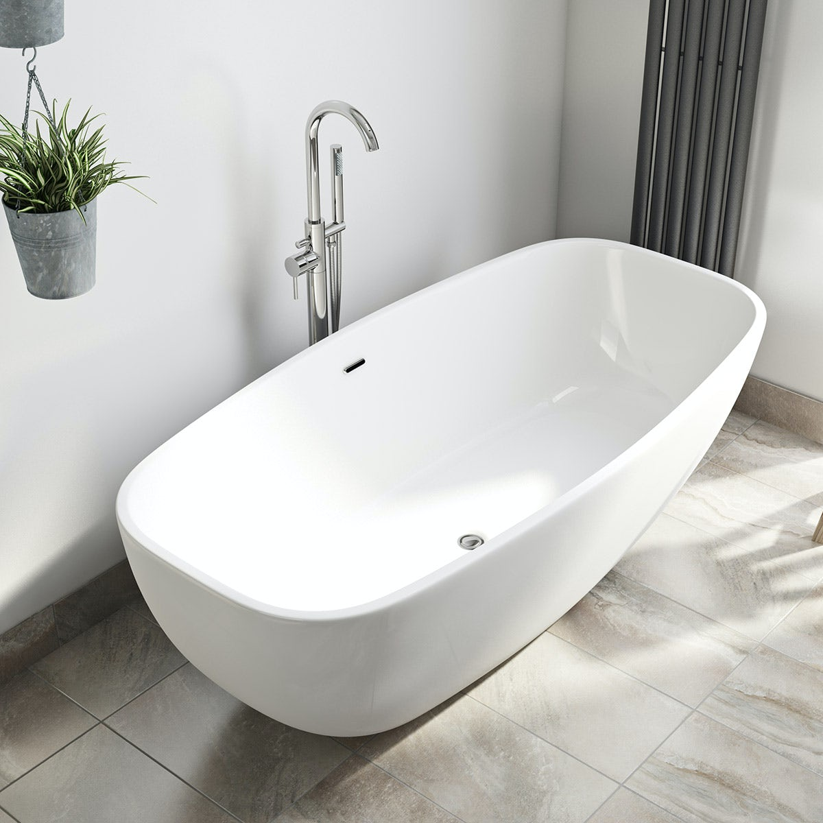 Marvelous ... Mode Venturi Freestanding Bath 1800 X 870 ...
