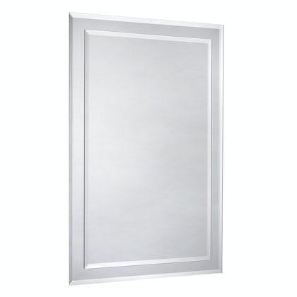 Strickland bevelled edge dual tier mirror 600x400