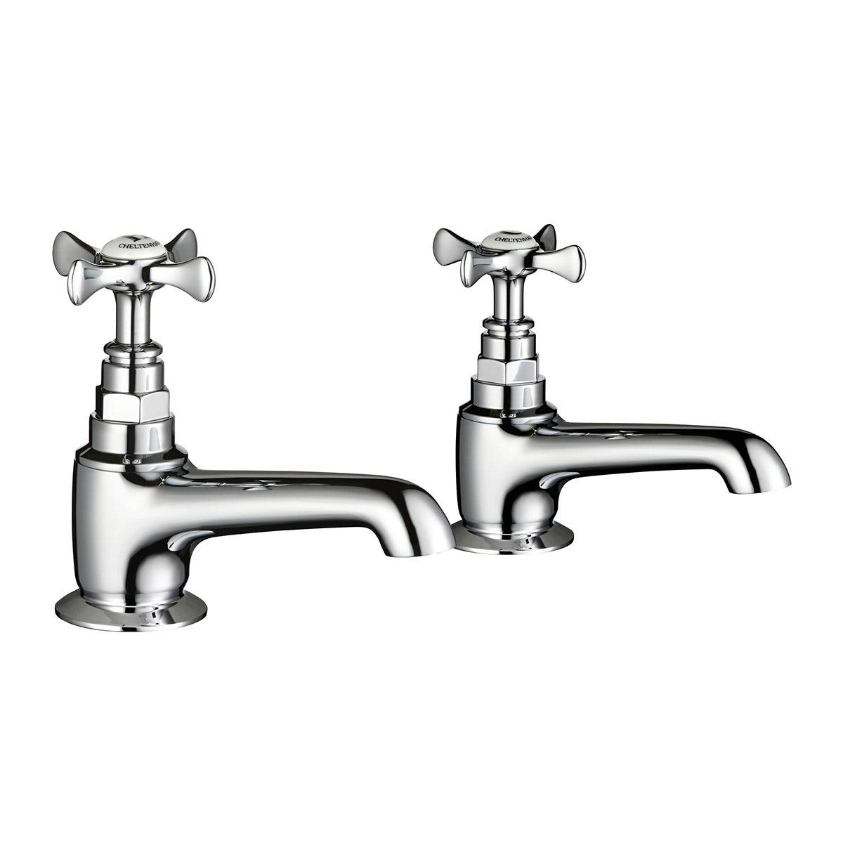 Mira Virtue basin taps
