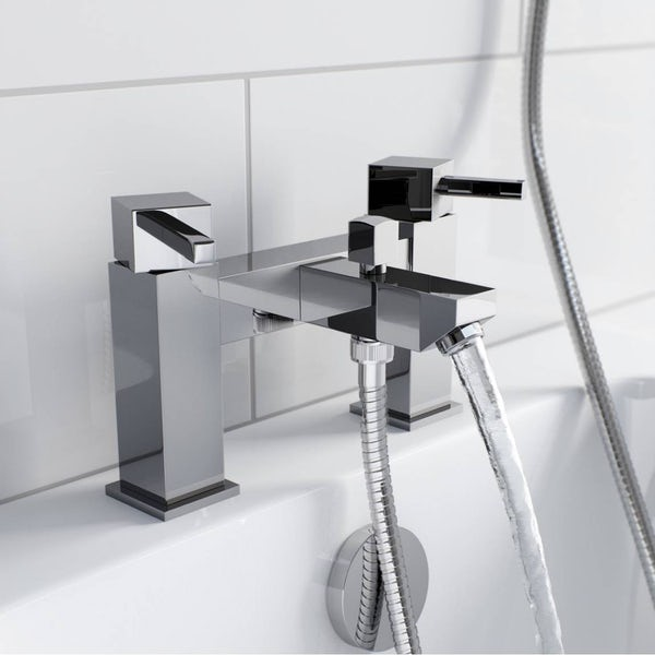 Cubik Bath Shower Mixer