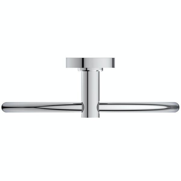 Ideal Standard IOM chrome towel ring