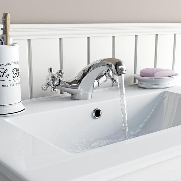 The Bath Co. Camberley basin mixer tap