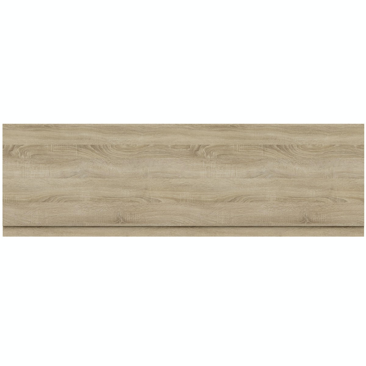 Orchard Wye oak bath front panel 1700mm