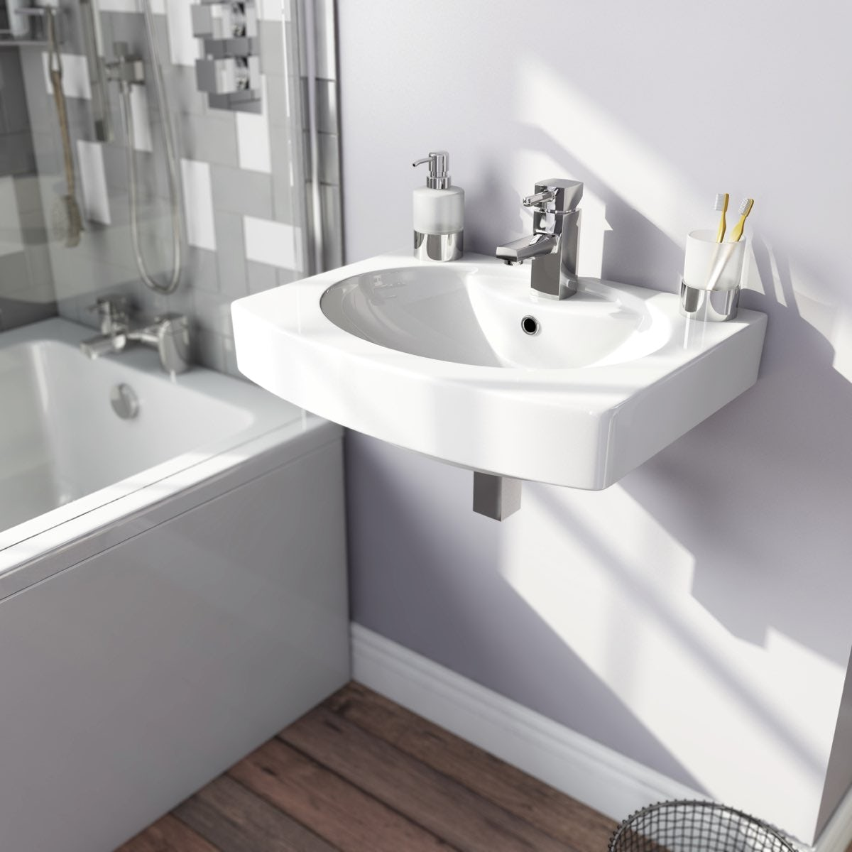 Vermont Wall Mounted Basin