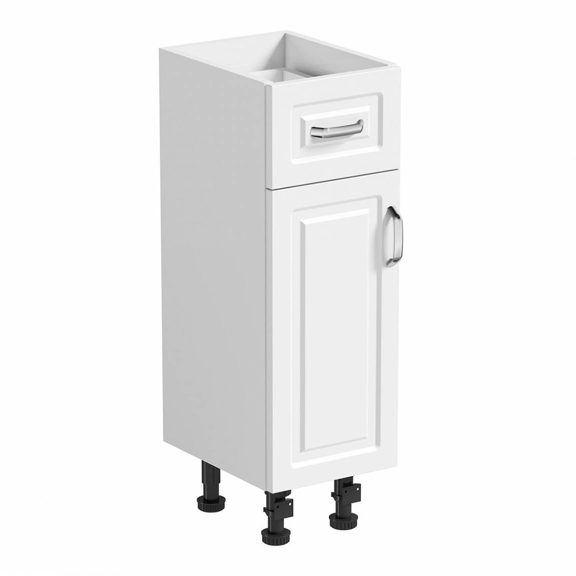 Florence white storage unit 250mm