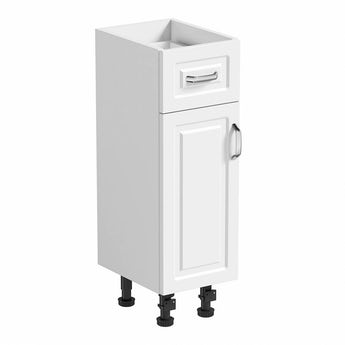 Florence white storage unit 250mm