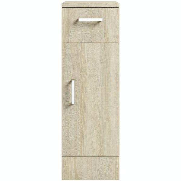 Eden oak storage unit 330mm
