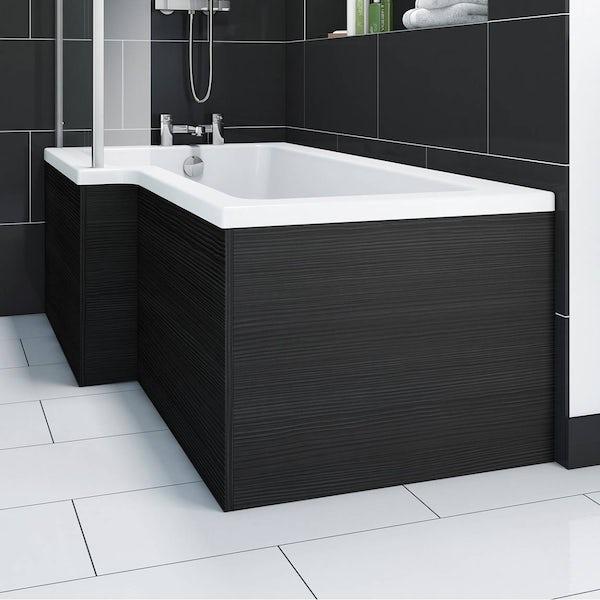 Boston Essen Shower Bath End Panel