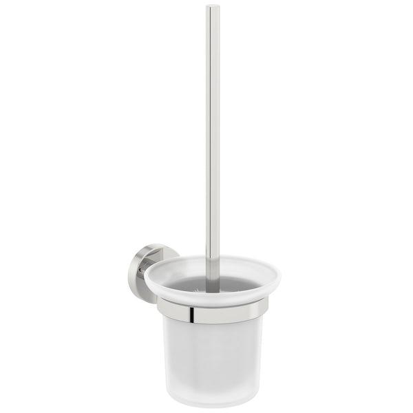 Orchard Elsdon round master bathroom 6 piece accessory set