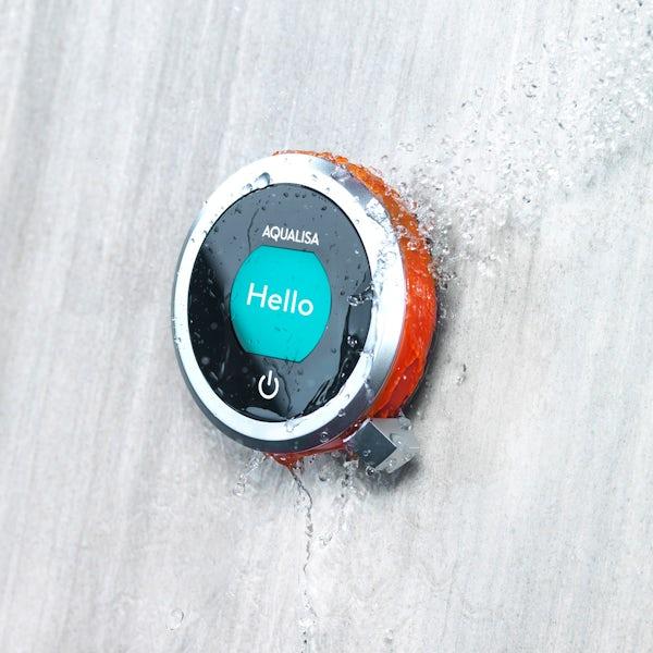 Aqualisa Q concealed digital shower pumped