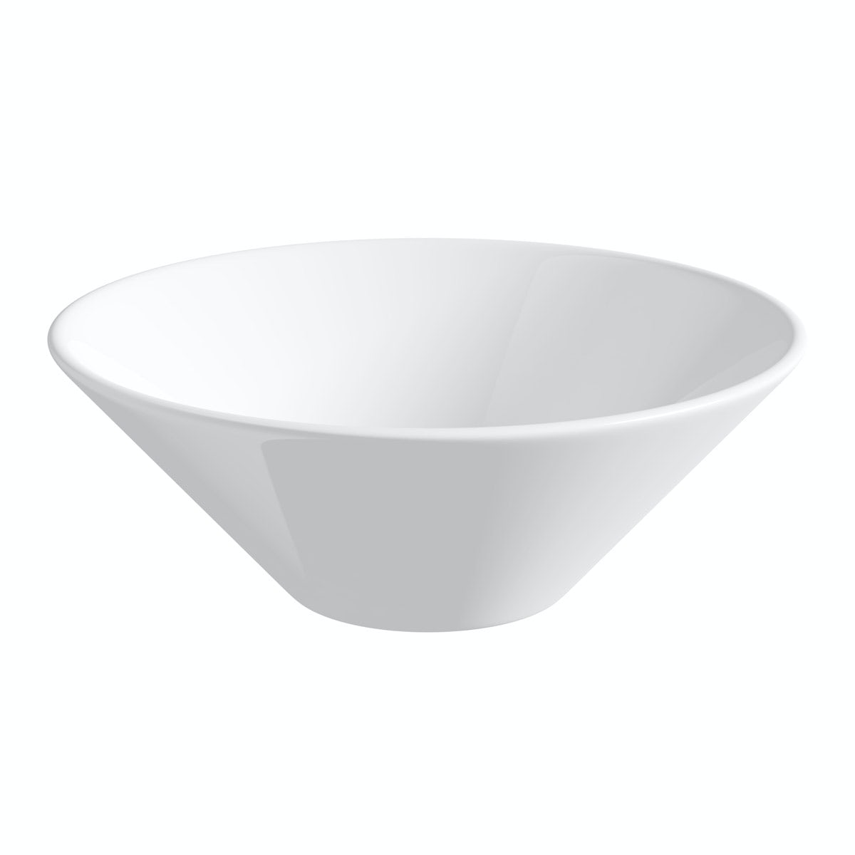 Orchard Erie countertop basin 420mm with waste