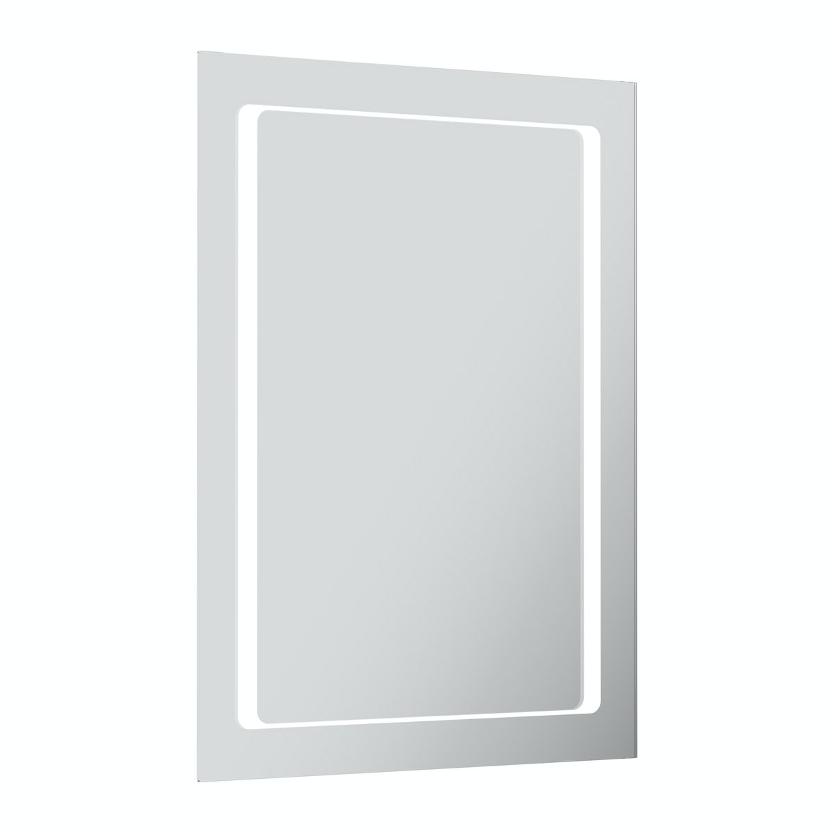 Mode Shine rectangular Bluetooth LED mirror